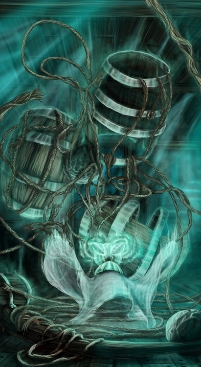 Adding enviorment character - illustration - edgarteba | ello