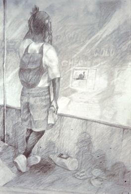 Future - Graphite Paper - illustration - bkthompson   ello