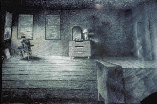 Musician - Graphite Paper - illustration - bkthompson   ello