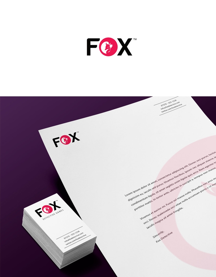 Branding Stationary design gami - mixidot | ello