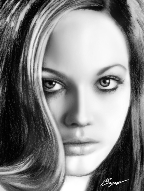 Title: Jelena Boz?ic? Medium: C - dbapst | ello
