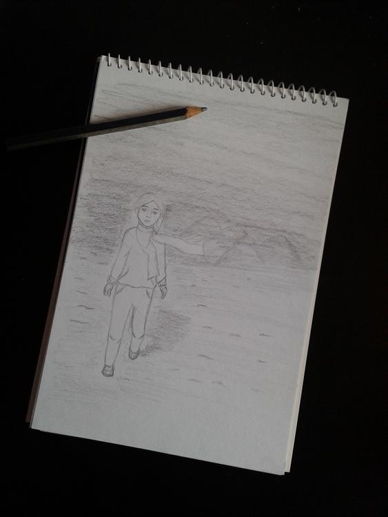 Cold - doodle, scene, illustration - jang-4468 | ello