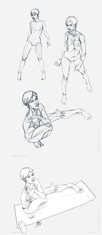 MARTA - Character Design Valeri - itemlab | ello