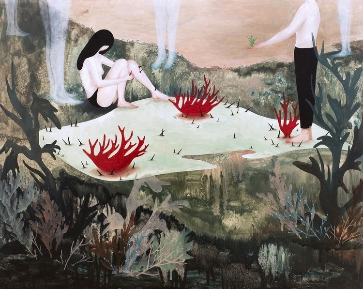 painting - mandyuknowwho | ello