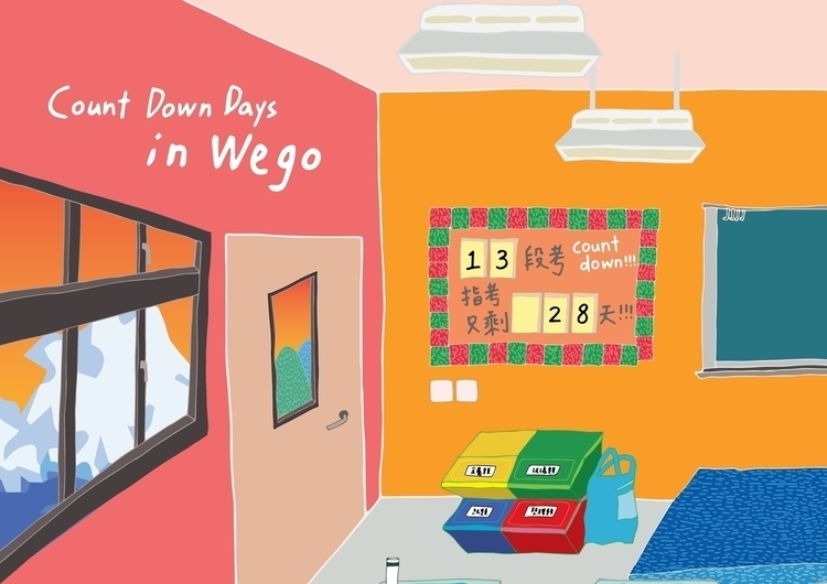 Count days Wego - yirulai | ello
