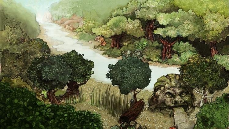 Forest 4 - estirdalin | ello