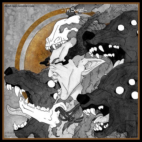 Dragon Age:Inquisition/Solas fa - rottedmilk | ello