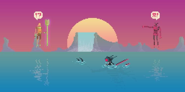 Updated artwork character sprit - planckpixels | ello