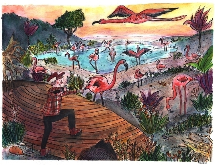 John Darling - illustration, children'sillustration - jchanart | ello