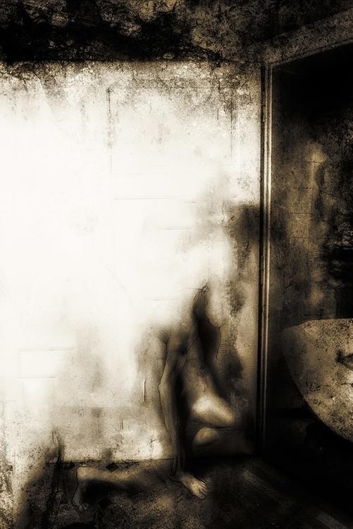 photography, body, dark, photoshop - fabienclaude | ello