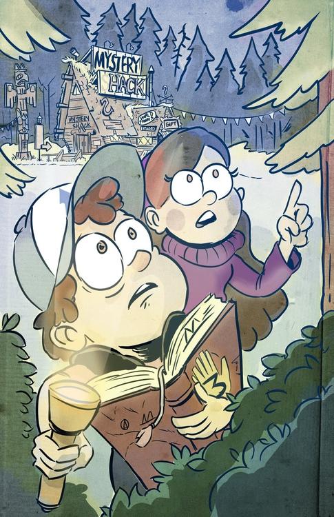 DIPPER MABEL Gravity Falls - dipper - andyjewett | ello