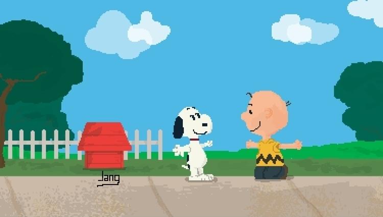 Snoopy Charlie Brown - snoopy, charliebrown - jang-4468 | ello