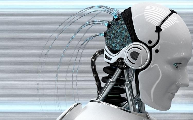 SpaceLolliPopArts Robot 04 - robot - bergie81 | ello