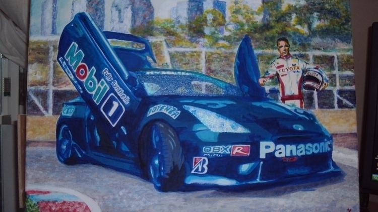 Racing Car - albertososa | ello