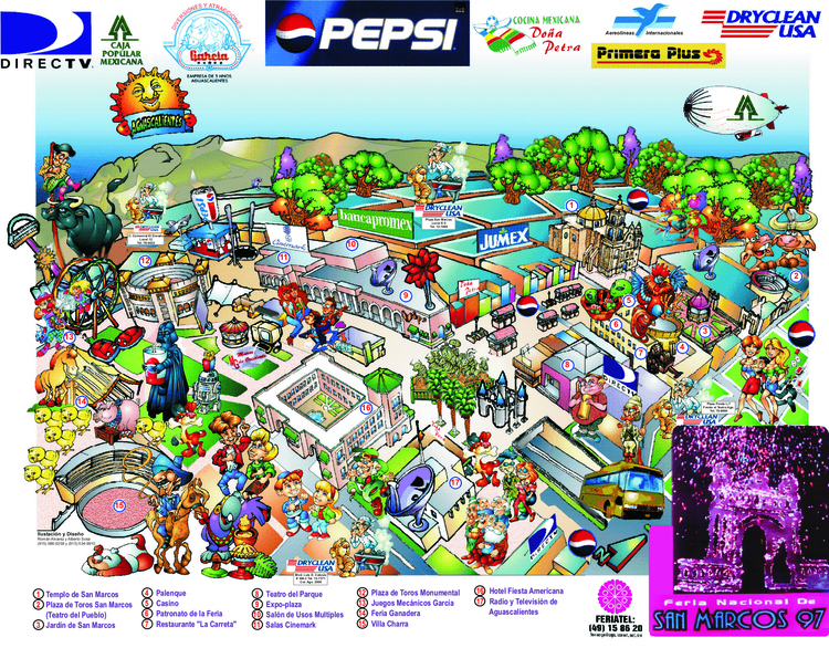 Map- Poster - albertososa | ello