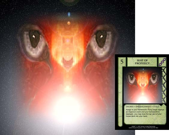 Prelude Dune TCG Seat Prophecy  - dallen88   ello