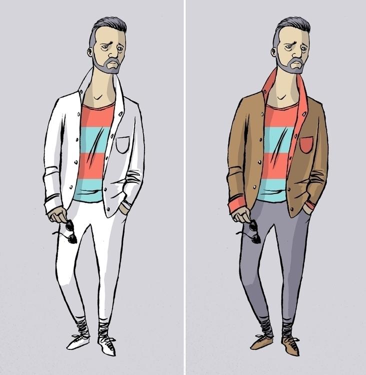 Fashion Inked brush pen digital - zenink | ello