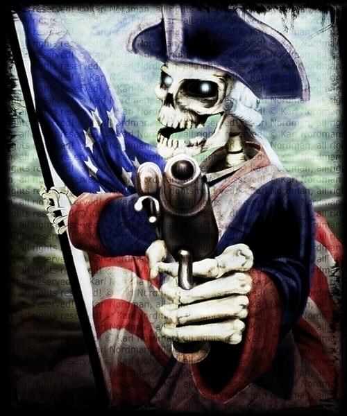 Colonial Spirit - ColonialSpirit - thelycanknight | ello