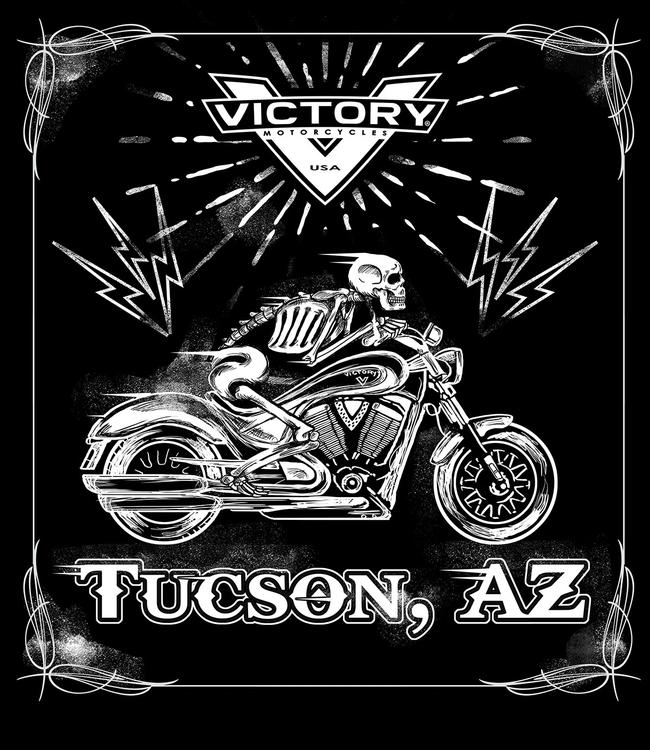 design Tucson Victory Motorcycl - azoth414 | ello