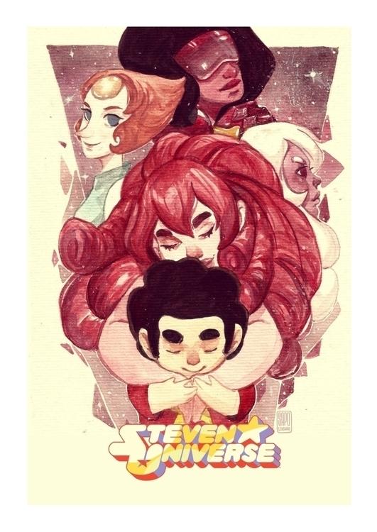 Steven Universe - stevenuniverse - sapolendario | ello