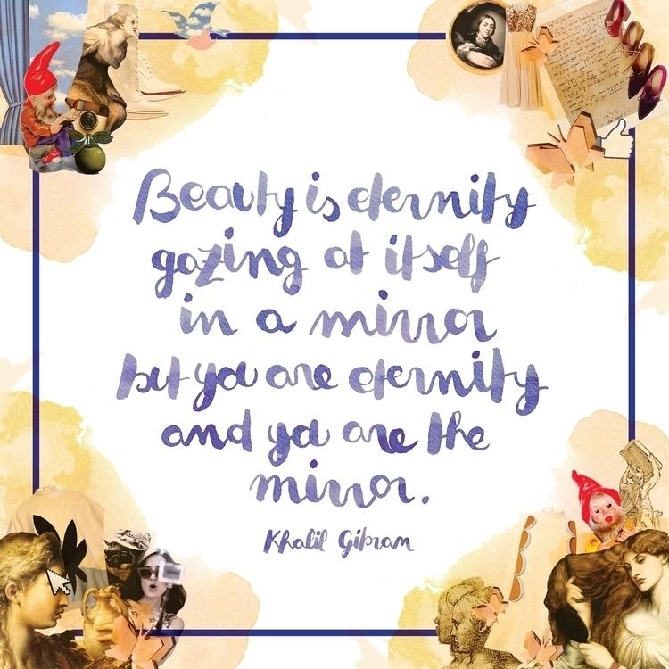 Beauty eternity gazing itslef m - camillalocatelli | ello