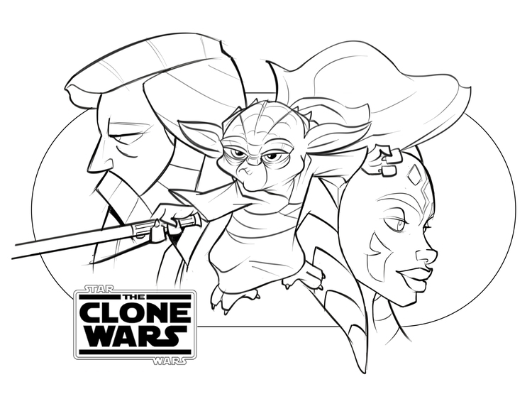 Star Wars Clone - illustration, drawing - darrenlewis | ello