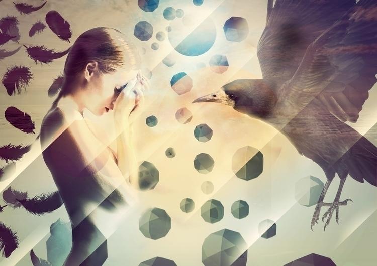 illustration, photography, photoshop - javi_olalla | ello