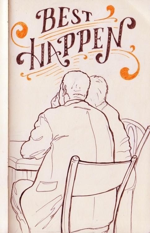 People cafe - Lviv, Ukaine, illustration - zizilka   ello