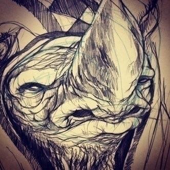 sketch Moleskin - sending iPad  - eyanobi | ello