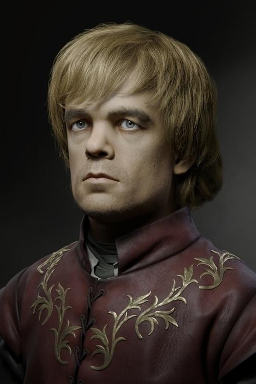 Tyrion Lannister - tyrionlannister - kalininbrat | ello