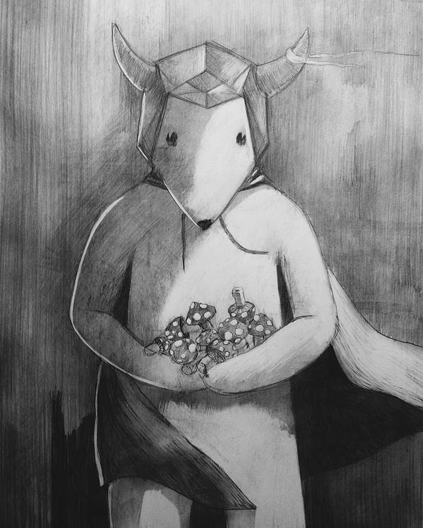 illustration, characterdesign - klazki | ello