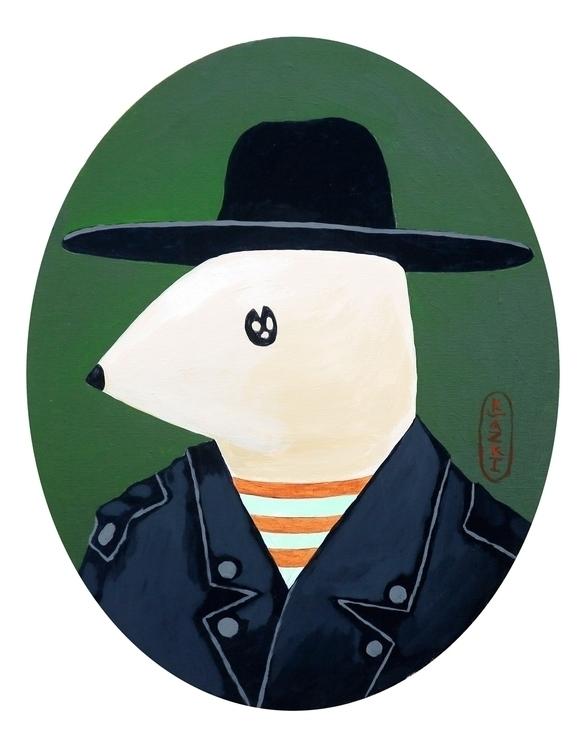illustration, painting, characterdesign - klazki | ello