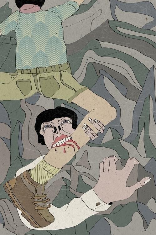 illustration - dorotatylka   ello