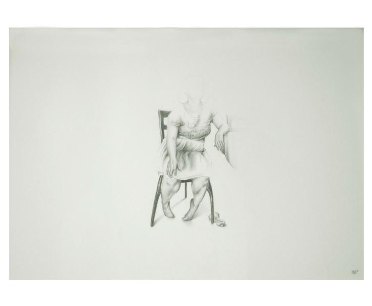 (2012) Graphite cotton paper - drawing - annieannie-9187   ello