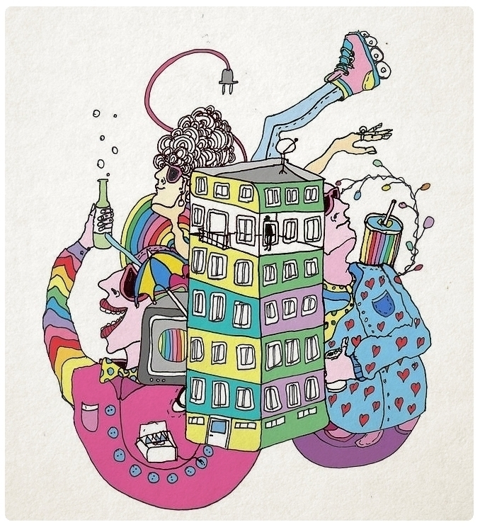 illustration - dorotatylka | ello