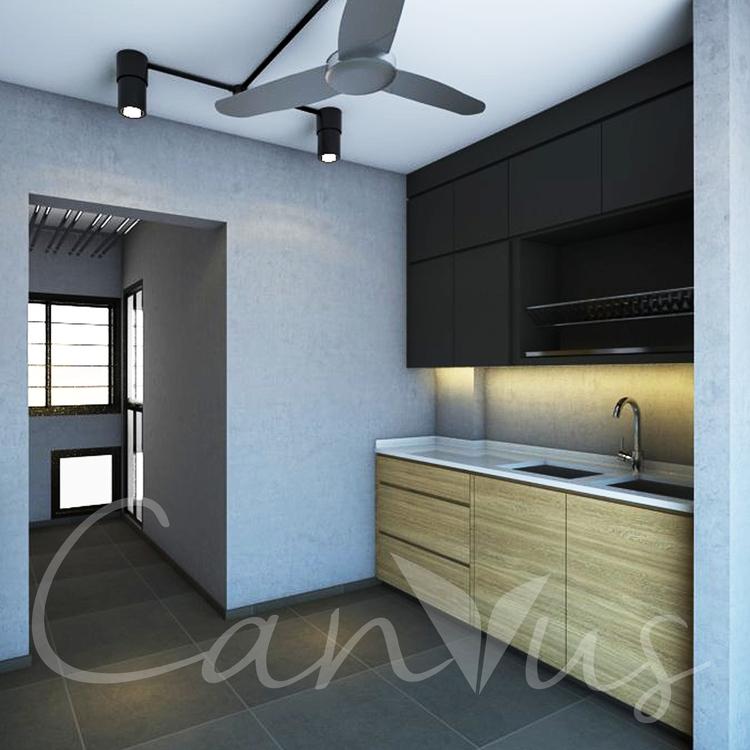 3d, singapore, interiordesign - canvusgraphics | ello