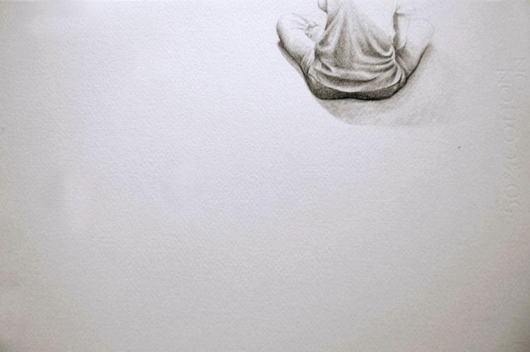 Immerse II (2012) Graphite pape - annieannie-9187 | ello