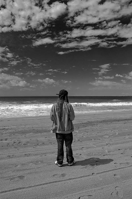 Juza - 2012, Almeria, Spain, Beach - cerealcerebral   ello