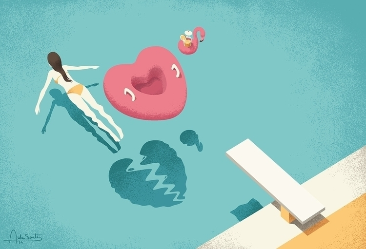 Breaking Illustration ARTSIDER - 4ndrea-3911 | ello