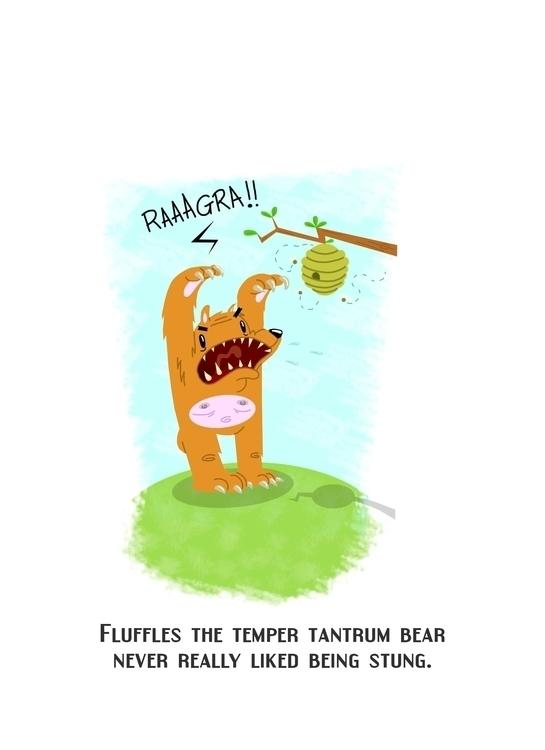 Fluffy - michaelanimation | ello