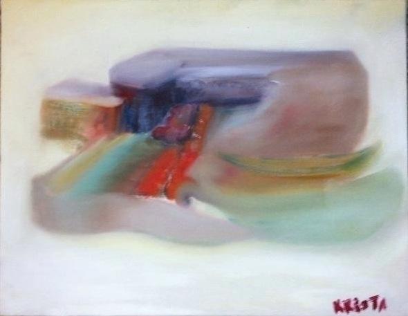 #oilpaint, painting - kristagill | ello