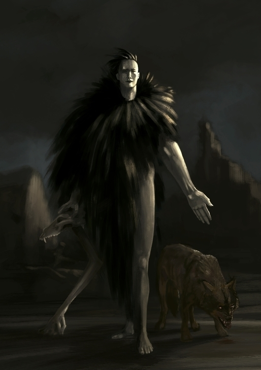 Dark Lord - dark, darkness, lord - alecs-1191 | ello