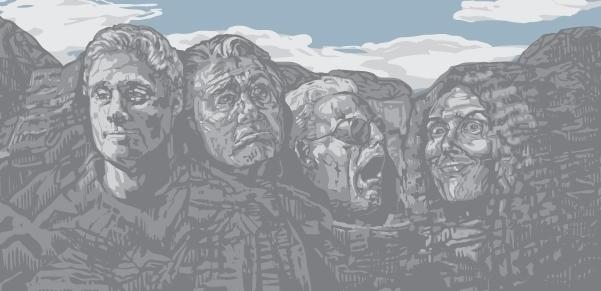 Personalized Mt. Rushmore featu - vdyej | ello