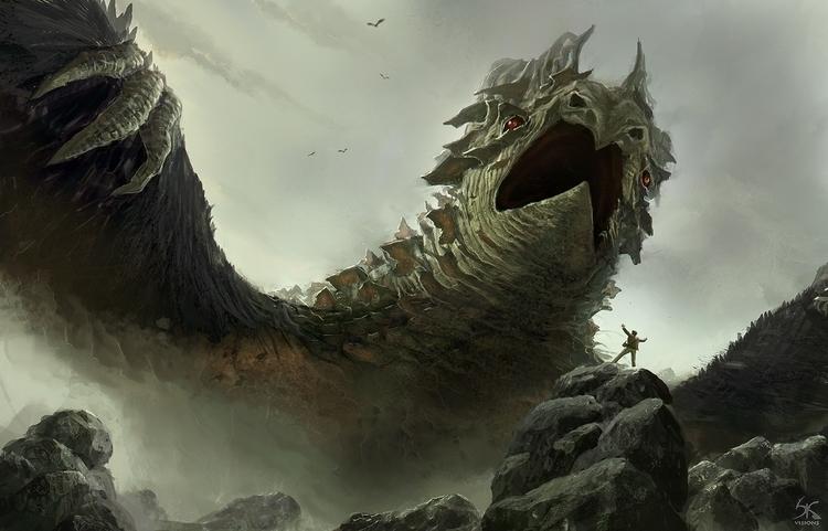 Title Roar sky roars  - creature - sanskarans   ello