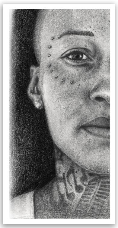 Megan AutoKrat, Art Show 2013 C - juicybeetle | ello