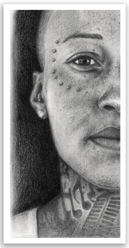 Megan AutoKrat, Art Show 2013 C - juicybeetle   ello