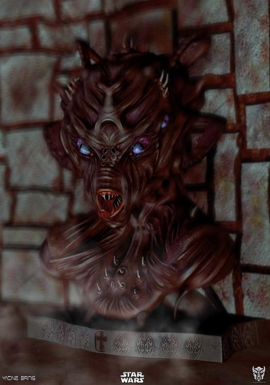 YODA, fictional character Star  - yacinebrinis | ello