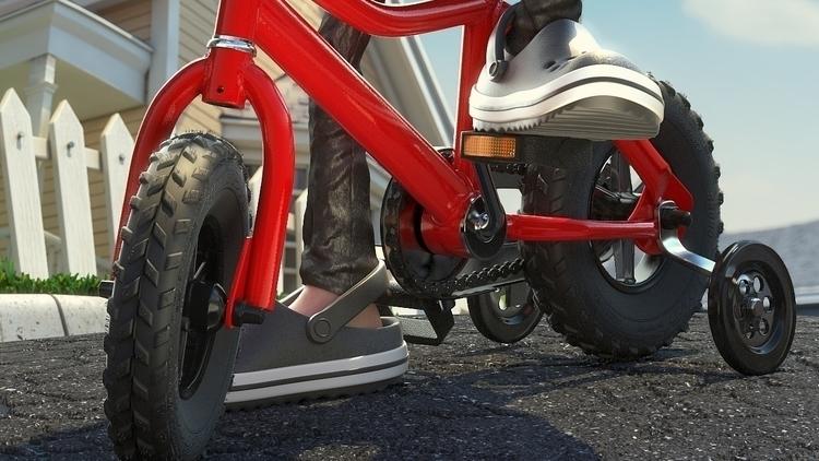 bike, 3d - felipedias-1272 | ello