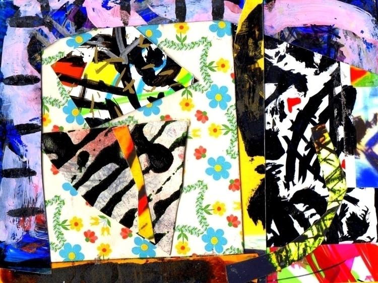 Living Room Dub - painting, dub - philmac-1244 | ello