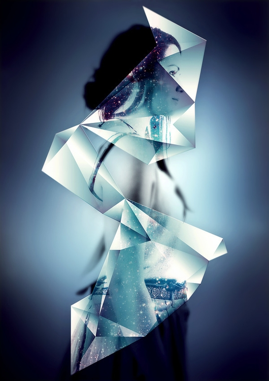 James McKenzie - crystal, digitalart - jamesmckenzie | ello
